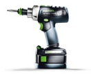 Festool drilling and screwdriving